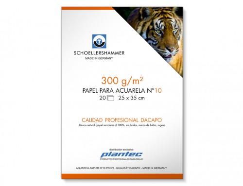 """Block – Acuarela """"DACAPO"""" de 300 grs. Texturado"""