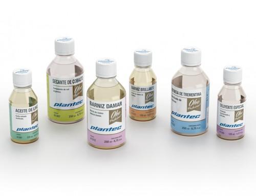 Accesorios para Oleo. x 125 ml y 250 ml.