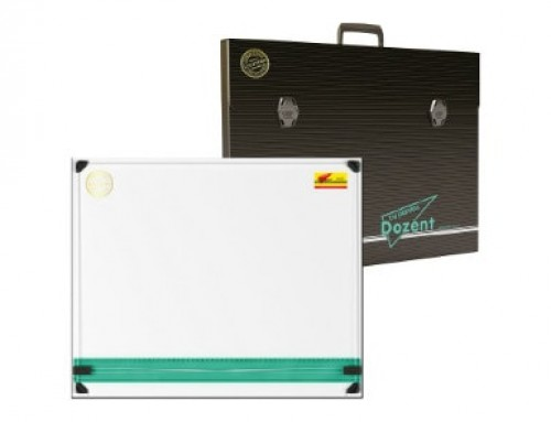 Tablero Dozent con paralela y maletín – 40 x 50 cm / 50 x 60 cm