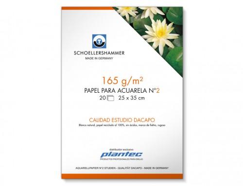 """Block – Acuarela """"DACAPO"""" de 165 grs. Texturado"""