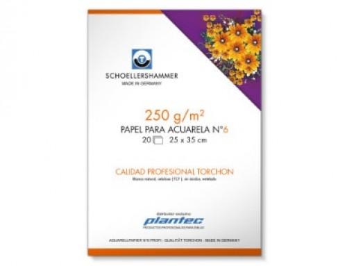"Block – Acuarela ""TORCHON"" de 250 grs. Texturado"