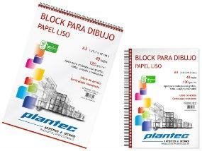 Block para dibujo de 120 gramos