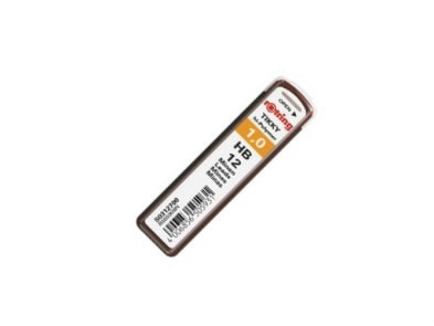 Minas de 1mm para lápiz mecánico