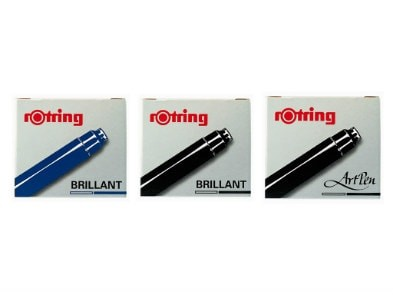 Cartuchos Art Pen