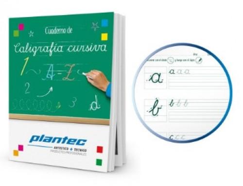 Cuaderno de caligrafía cursiva Nº 3 Escolar