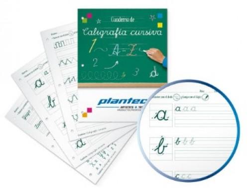 Repuesto de caligrafía cursiva Nº 3 Escolar