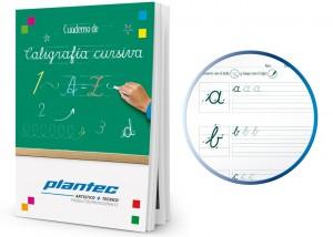 Cuaderno de Caligrafía cursiva A4