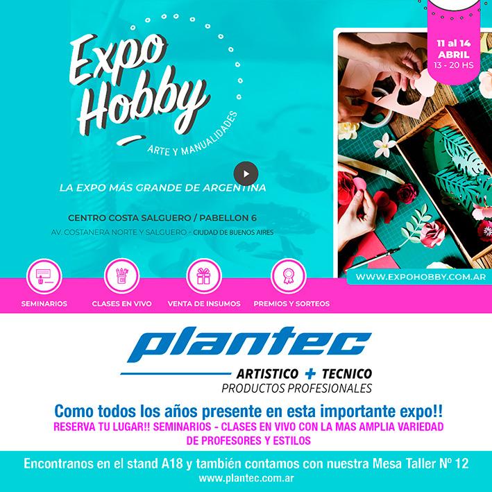 expo hobby 2019 plantec