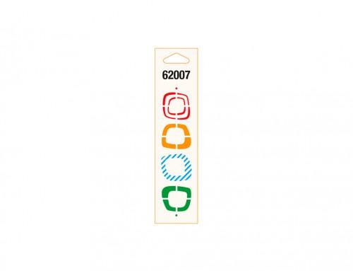 Stencils Mini. 42 x 175 x 0,25 mm