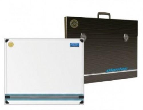 Tablero de dibujo con paralela y maletín – 40 x 50 cm / 50 x 60 cm