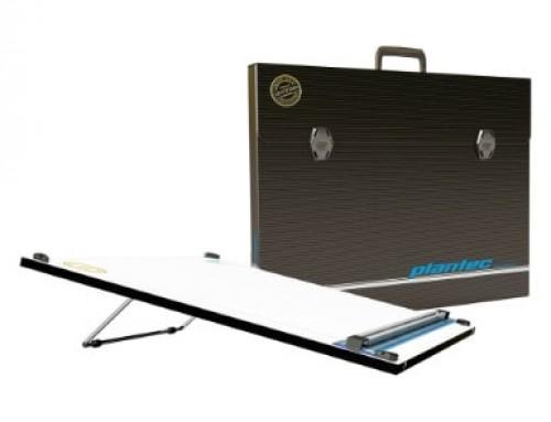 Tablero de 1 posición con paralela y maletín – 40 x 50 cm / 50 x 60 cm